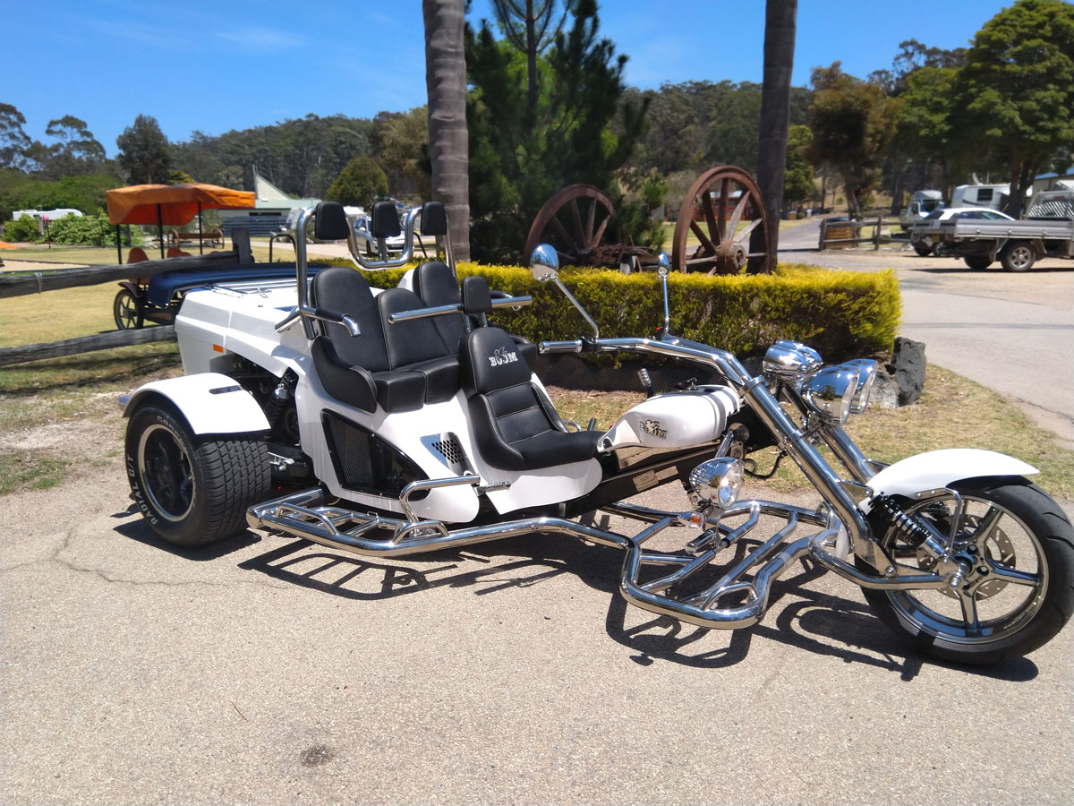great southern trike tours